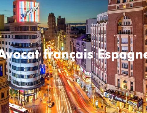 Avocat français en Espagne