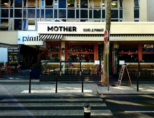 Le Mother, Boire & Manger à Boulogne Billancourt